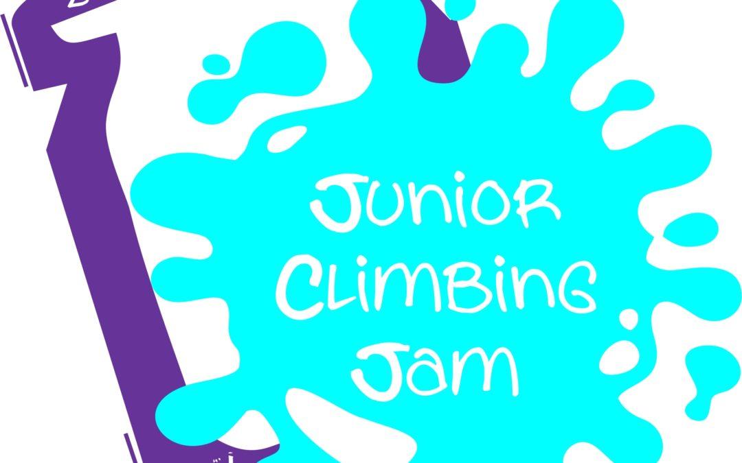 Відкрита реєстрація на змагання Junior Climbing Jam