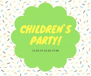 Дитяче свято! 11 березня