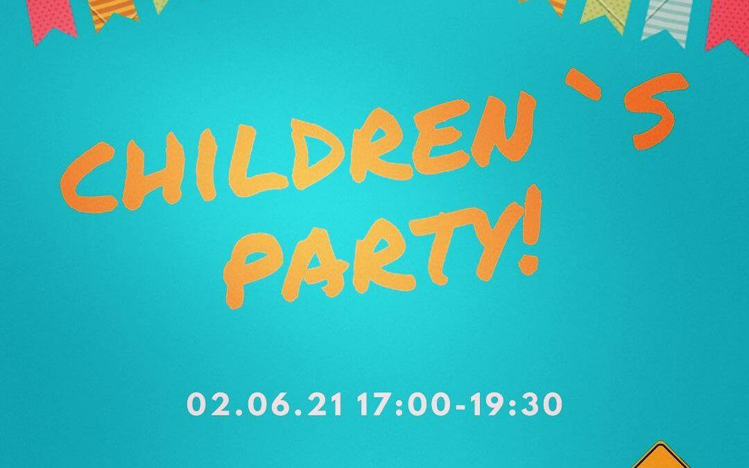 Дитяче свято! 02.06.2021
